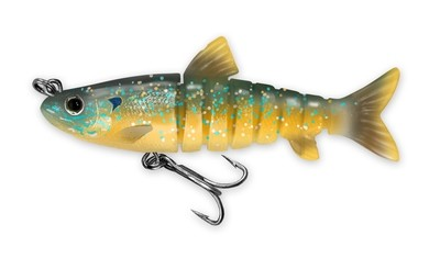 219 Vudu Freshwater Shad Bream 3.5 inch 1/4 oz (1/pk) DISCONTINUED