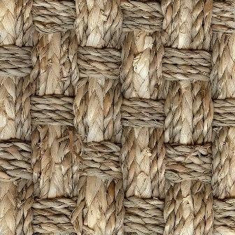SEAGRASS Natural (Basketweave) - 1810