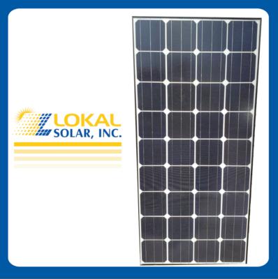 180 watt Mono solar Panel