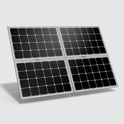 250 watt Poly Solar panel