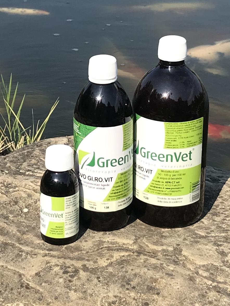 GreenVet nuovo Gi.Ro.Vit. 1000 g