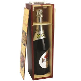 DyeTrans Designer Wood Wine Box