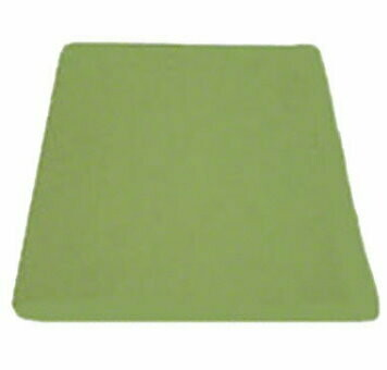 """Heat Conductive Green Rubber Pad - 1/8"""" Thick - 6"""" x 10.25"""""""