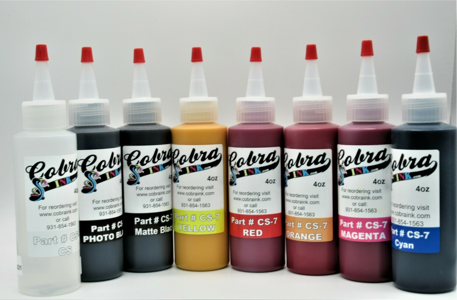 CS7  Sublimation ink set for Sure color P400