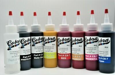 CS7  Sublimation ink set for Sure color P400