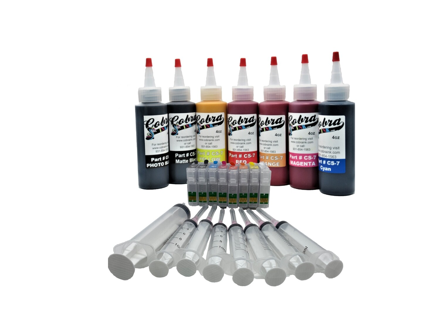Code 324 sublimation combo pack