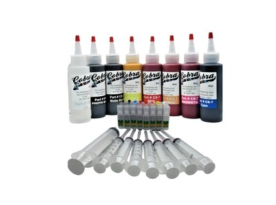 Code 324 KV6 pigment ink combo packs