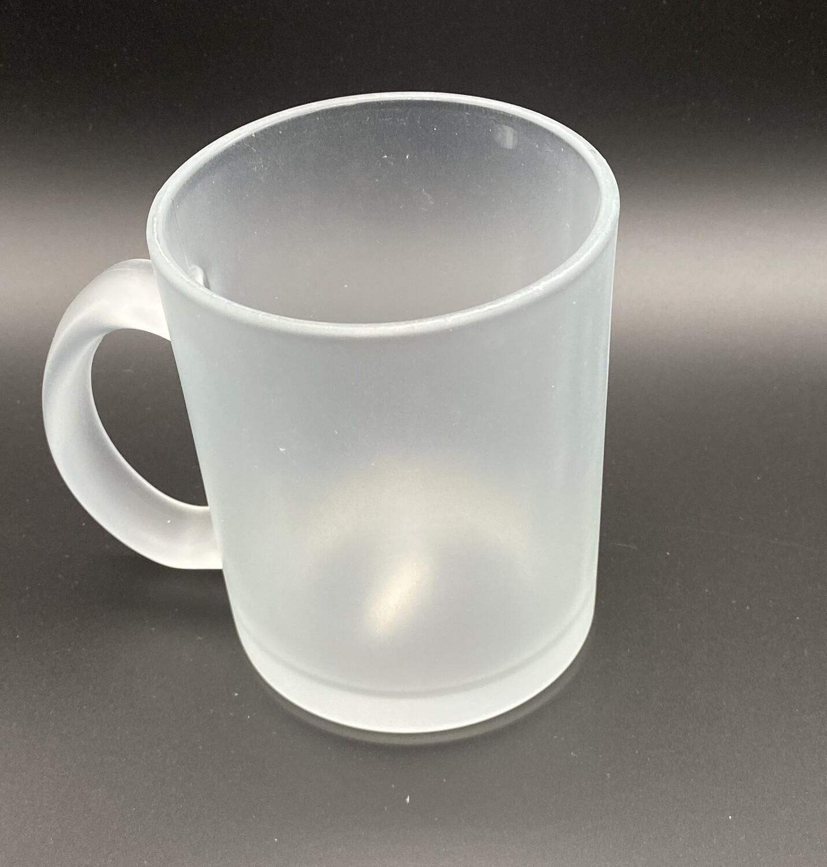 11oz frosted mug
