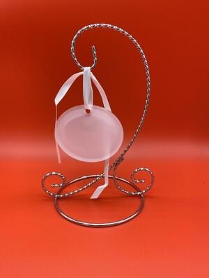 Sublimation Blank Acrylic Ornament - 2.25