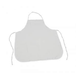White Apron for sublimation