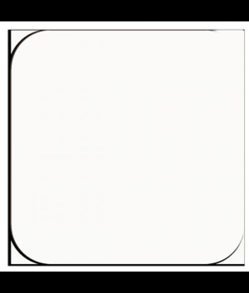 Unisub semi gloss hard board coaster