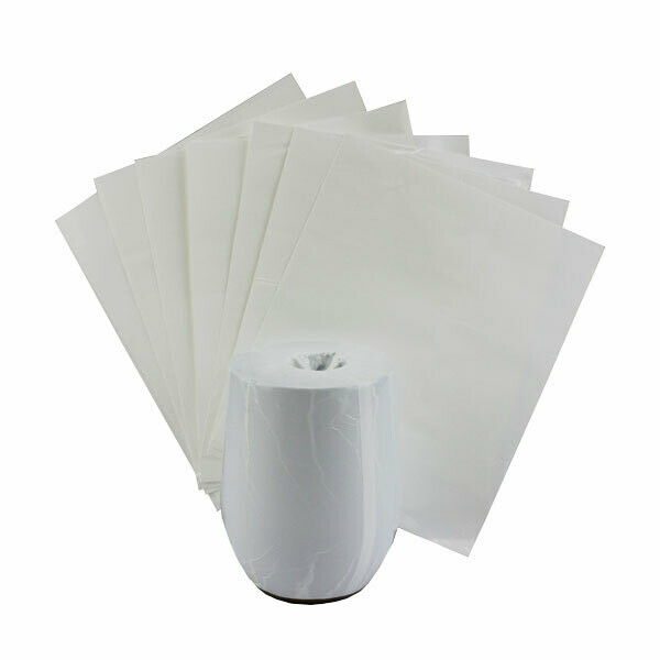 """SubliShrink™ Shrink Wrap Film for Sublimation Production for 10oz stainless steel tumblers and 11oz ceramic mugs- 7.09"""" X 5.9"""""""
