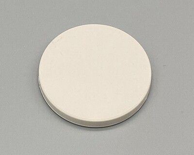 Ceramic poker chip
