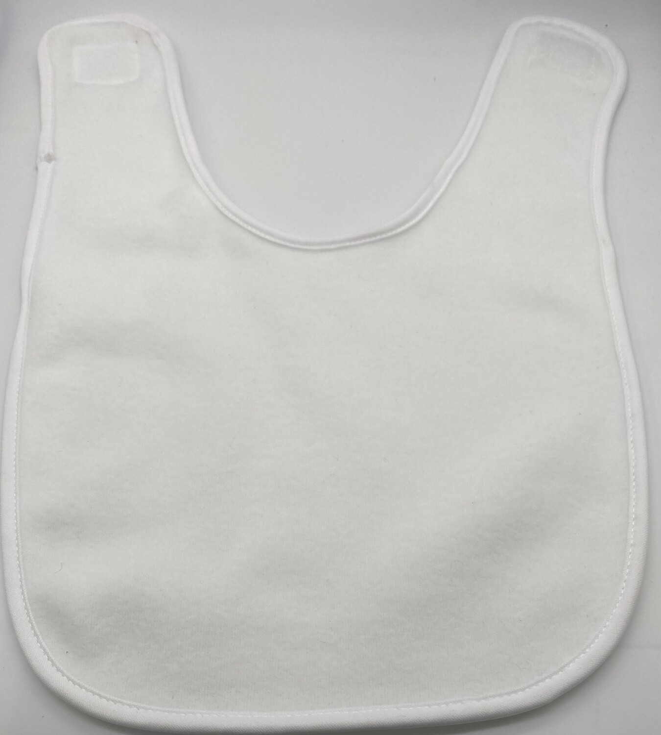 Sublimation blank Vapor baby bib
