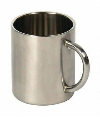 10oz Stainless steel coffee mugs