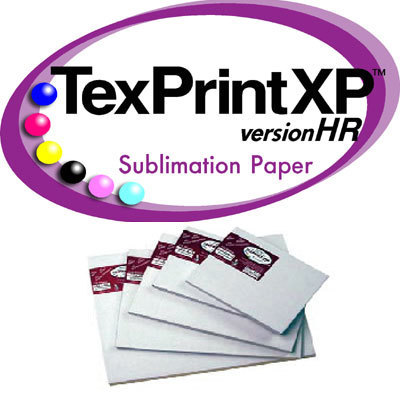 Beaver TexPrintXP-HR Multi-Purpose Cut Sheet for sublimation printing Beaver TexPrint