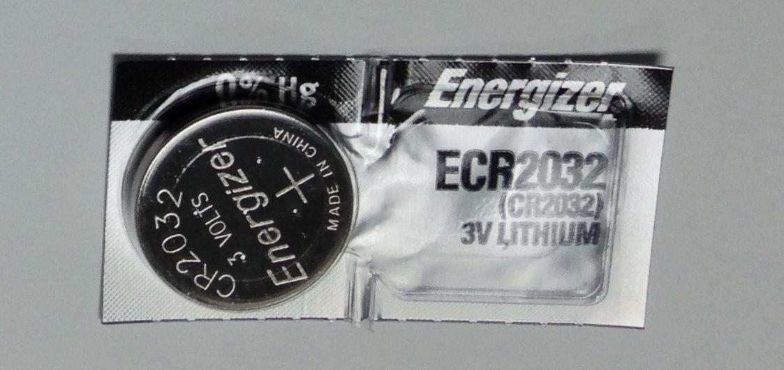 3 Volt Battery 00178