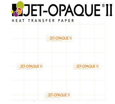 Jet Opaque Transfer paper Ink jet heat transfer paper