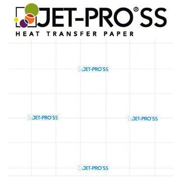 Jet Pro Soft Stretch Ink jet heat transfer paper