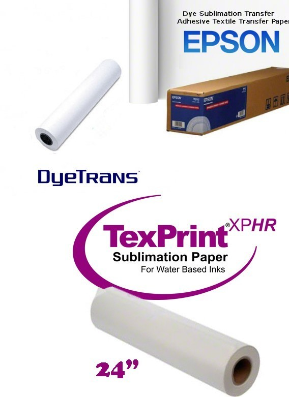 Sublimation Paper By The Roll