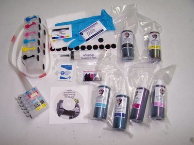 CIS KIT Cobra Epson1430 CIS Dye Ink