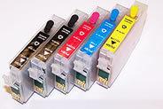 Code 68 High Capacity 5 color Desktop Dye Base ink set