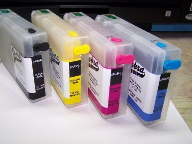 Code 786 disposable 1 time use ink cartridges
