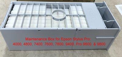 Epson Pro 4000, 4800, 7400, 7600, 7800, 9400, 9600, & 9800  Waste Pad