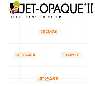 Jet Opaque Transfer paper Ink jet heat transfer paper