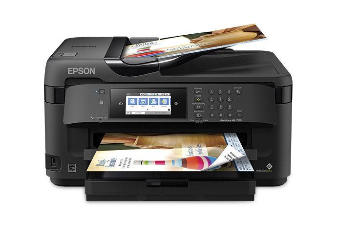 Epson WF7710 WF7710