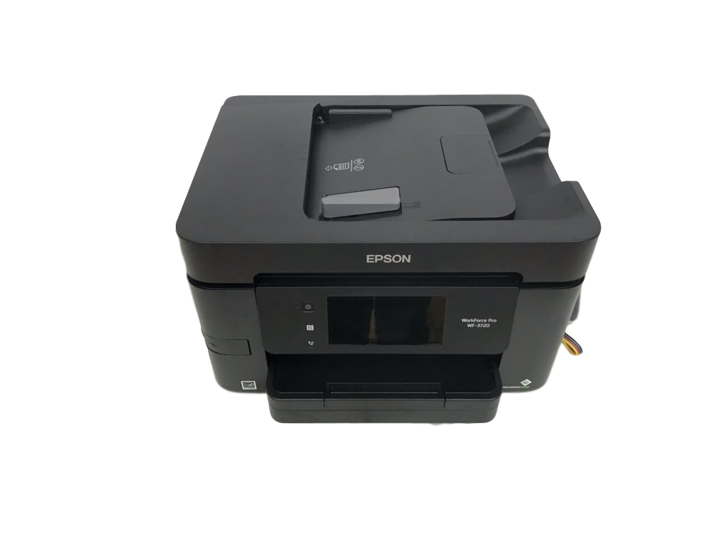 Epson WF3720  with CIS installed WF3720