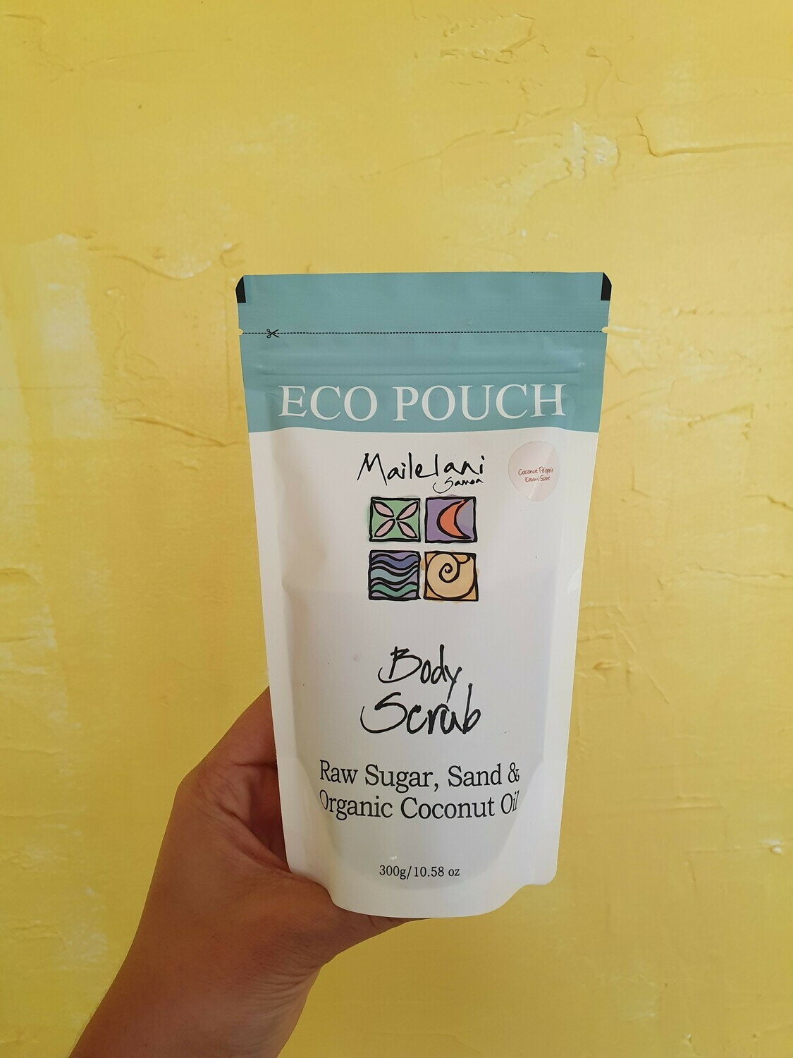 Completely Coconut Scent - Body Scrub - 300gr