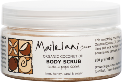 Completely Coconut Scent - Body Scrub -