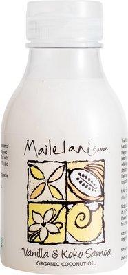 Vanilla & Koko Samoa Organic Coconut Massage Oil 300ml