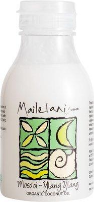 Mosooi (ylang ylang) Organic Coconut Massage oil 300ml / 10.14 fl oz