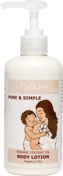 Pure & Simple Body Lotion 300ml