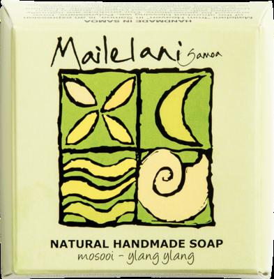Mosooi (ylang ylang) Fragrance Natural Hand Made Soap 110gm / 3.9 oz