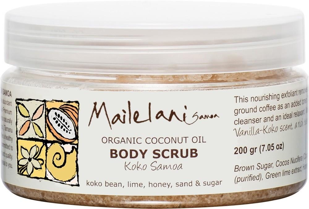 Vanilla Koko Scent 200gm - Body Scrub -