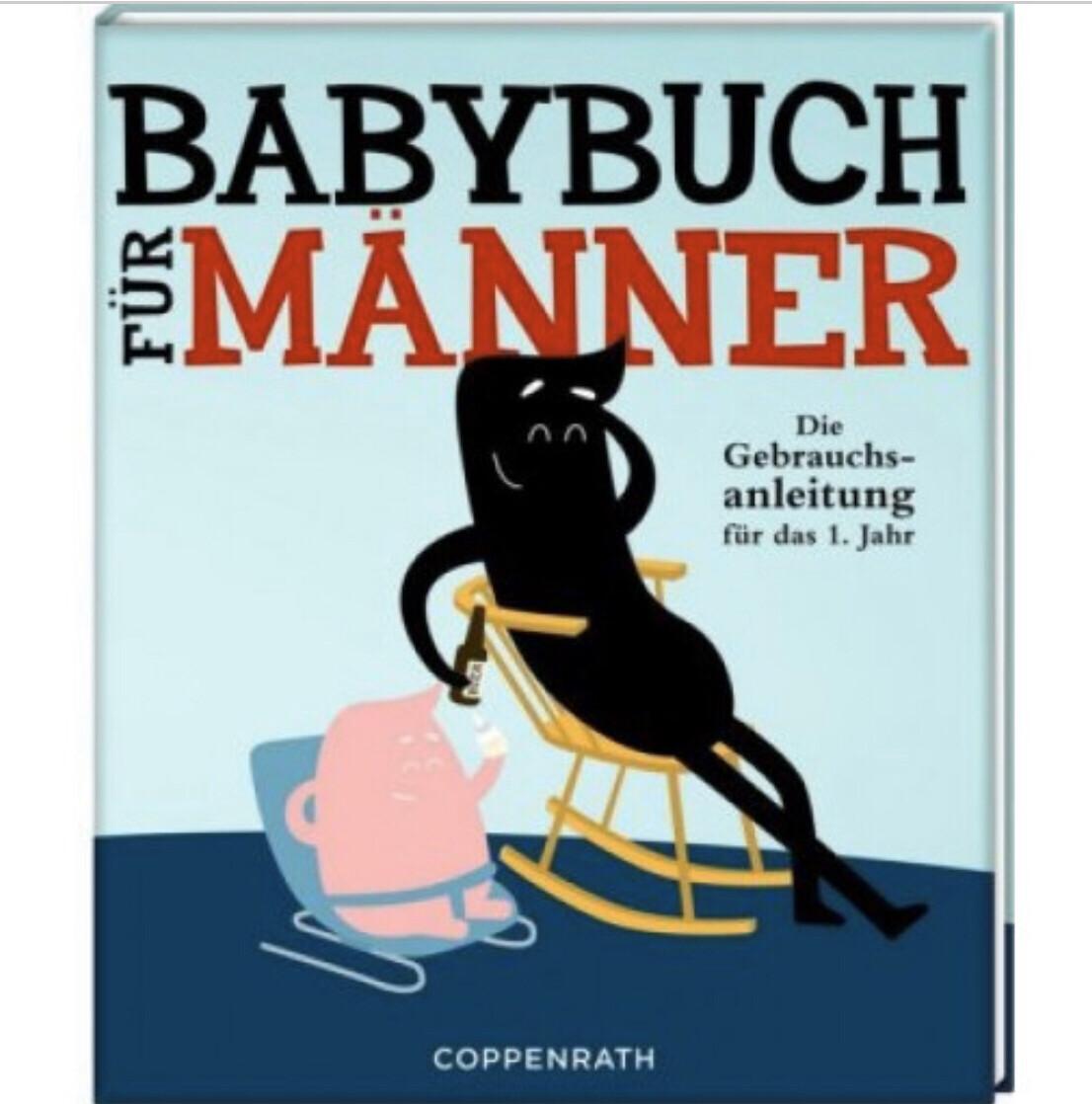 Babybuch für Männer