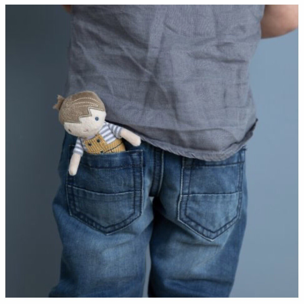 Mini Puppe