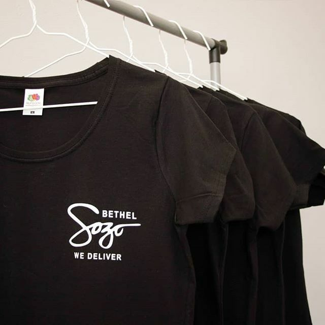 Bethel Sozo we deliver t shirt