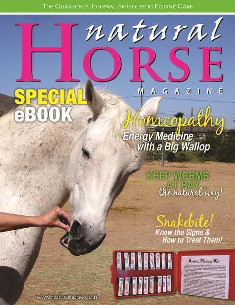 Natural Horse Magazine eBook-Homeopathy
