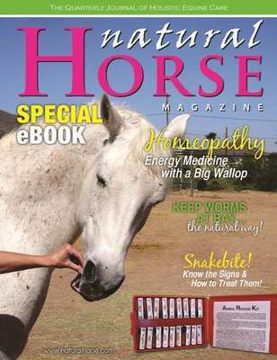 Natural Horse Magazine eBook-Homeopathy