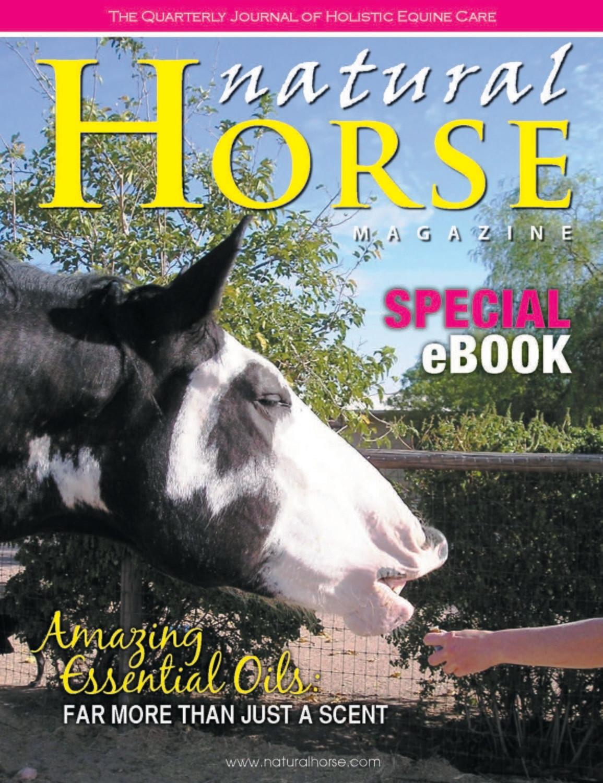 Natural Horse Magazine eBook-Aromatherapy