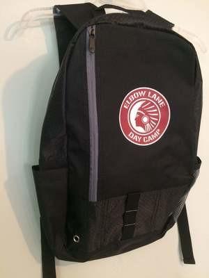 EL Backpacks Black/Red