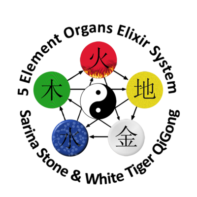 5 Element Organs Elixir QiGong – 6 Part Online Course