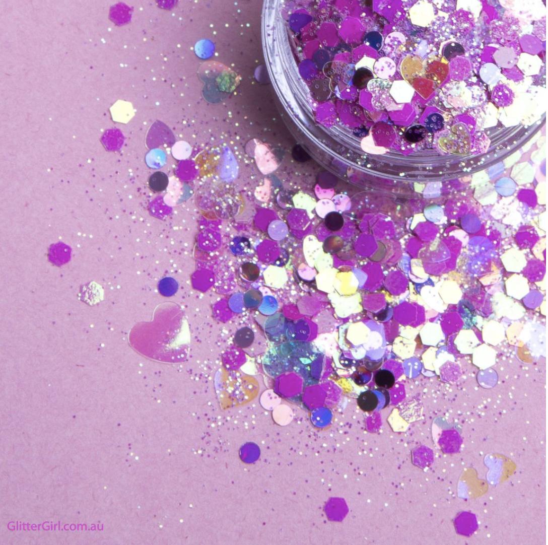 Glitter Workshop, magic and unicorn poop -  Wed 26th Sept 9-10.30am SH005
