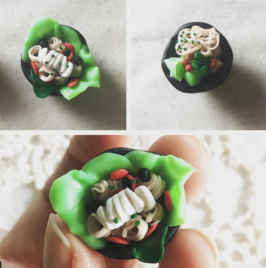 Fimo Clay Creations Kawaii Food Charms, Wed 3rd Oct, 9-11am SH011
