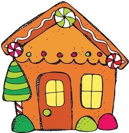 Gingerbread house, sketching and watercolour, Thu 20th Dec, 12-2pm (5-12 yrs)