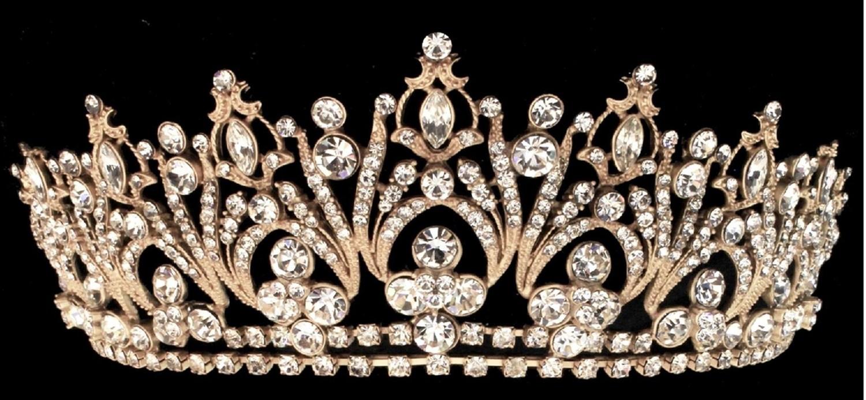 Untouchable Royal Tiara